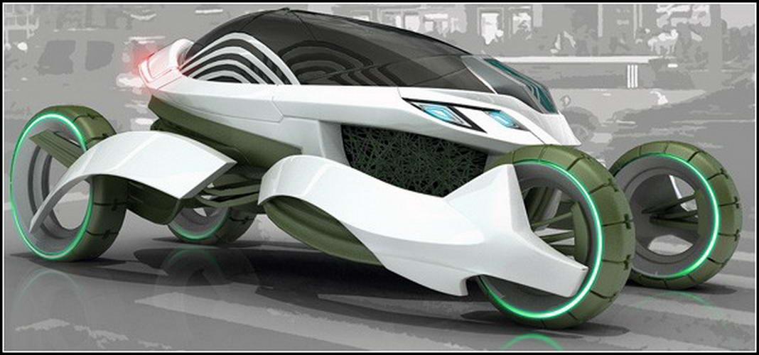 Транспортный дизайн это